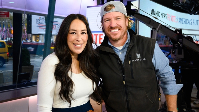 Chip and Joanna Gaines Have Big Expansion Plans for Their Silos District