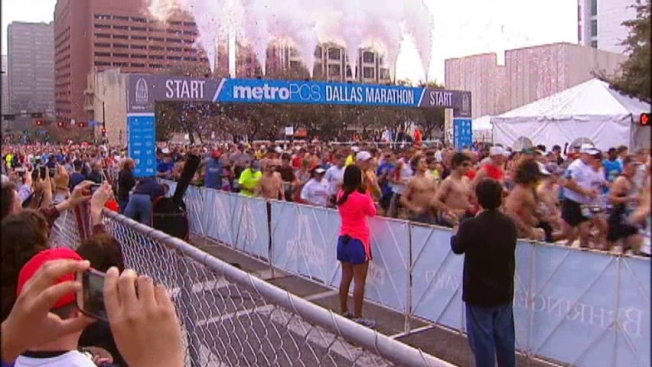 Dallas Marathon and Parade Canceled