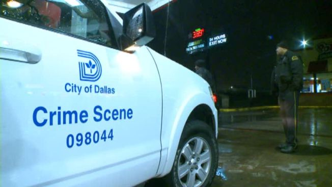 Truck Driver Murdered in Dallas