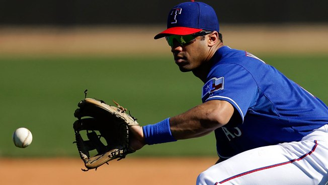 Wilson Expands Rangers Spring Presence