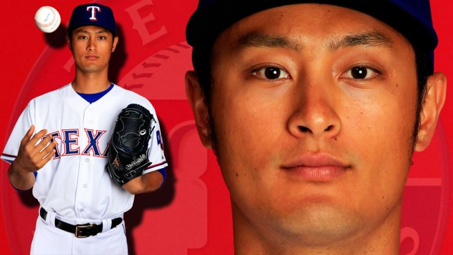 Darvish Feels Good Facing Hitters for 1st Time Since August