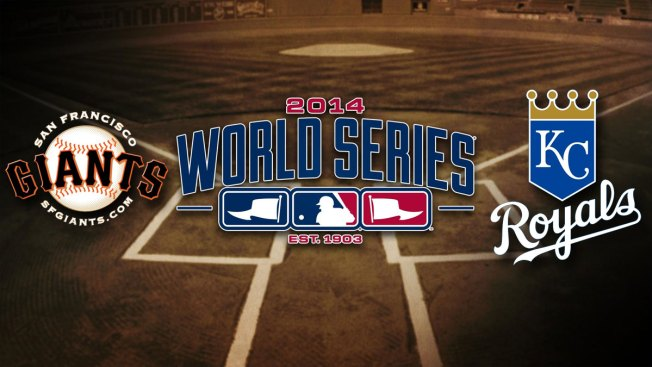 Royals, Giants Set for First Game 7 Since...