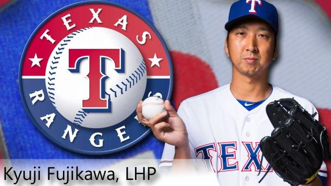Reliever Kyuji Fujikawa Set for Rangers Debut