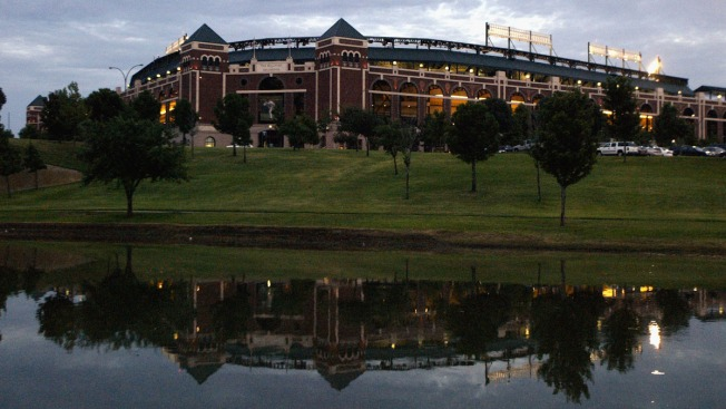 The Texas Rangers Mark 20 Years in Home Ballpark