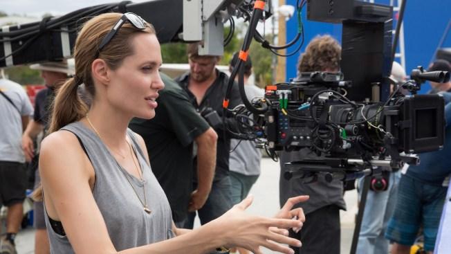 Angelina Jolie's Latest Incarnation: Filmmaker
