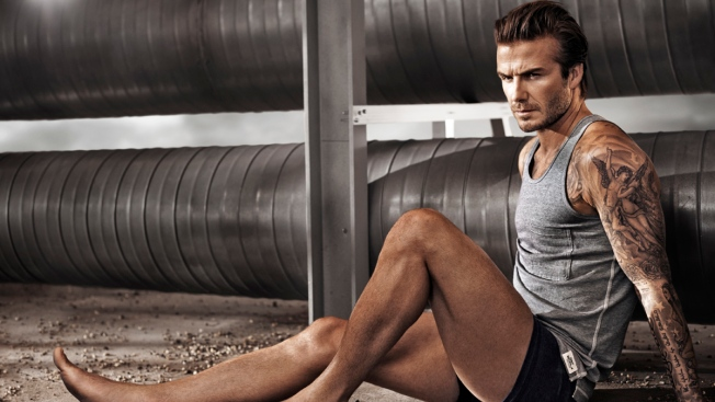 Covered or Uncovered? H&M Lets Viewers Choose David Beckham's Super Bowl Ad