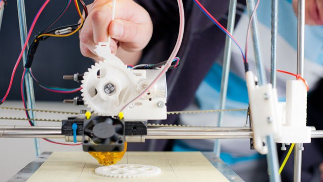 Rice University Researchers Able to 3D Print Living Tissue