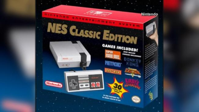 NES Classic Making a Comeback...Again