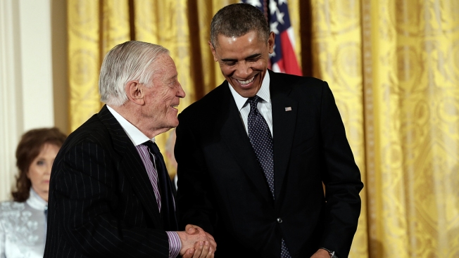 Washington Post's Ben Bradlee in Hospice Care, Says Wife Sally Quinn