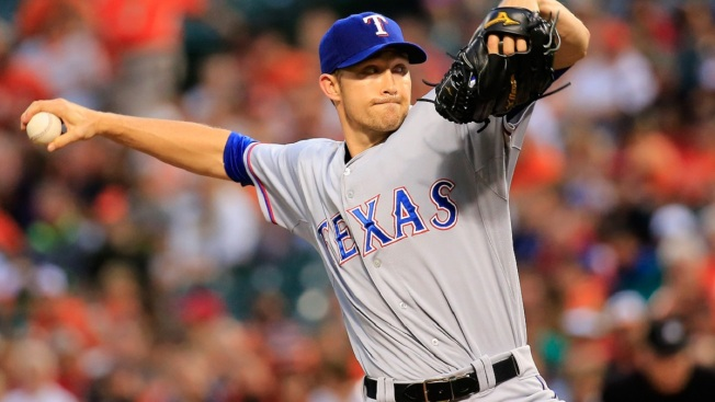 Yankees Sign Former Ranger Baker