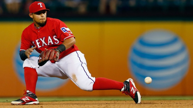 Rangers Sign Another Rougned Odor, Literally