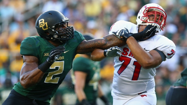 Cowboys Met with Baylor DE Shawn Oakman
