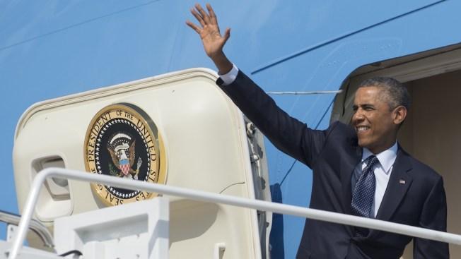Obama Heads to Europe Amid British Referendum's Aftershocks
