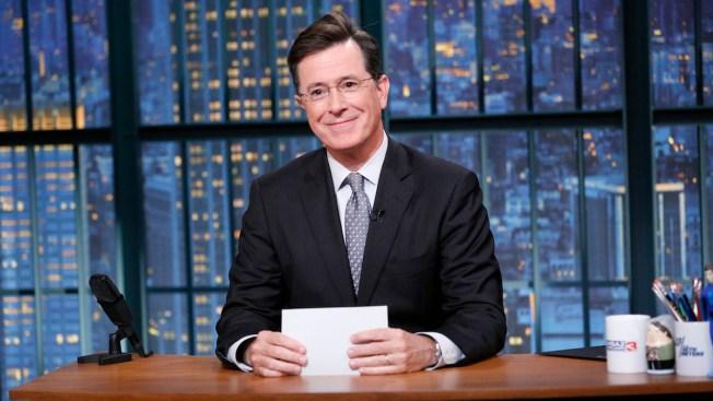 Stephen Colbert Kicks off 'Late Show'