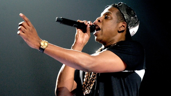 Jay Z Pays Tribute to Nelson Mandela at Los Angeles Concert