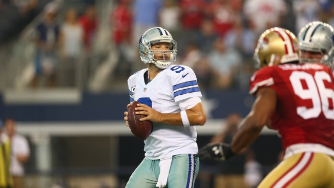 """Jerry Was """"Concerned"""" About Romo After Opener"""