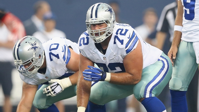 Cowboys O-Line Fine with High Expectations