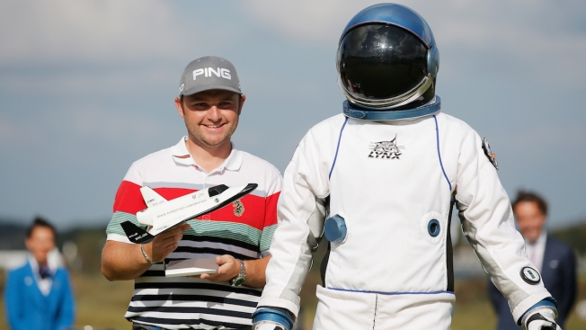 Golfer Wins Trip to Space After Hole-in-One at Tournament