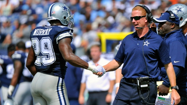 DeMarco Murray Brushes Off Workload Concerns
