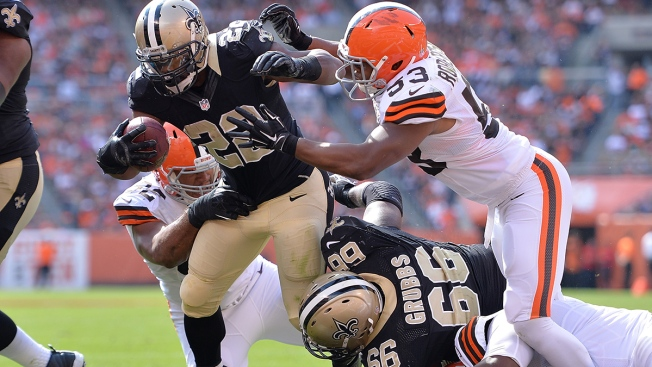 Looking Away From Murray: Mark Ingram