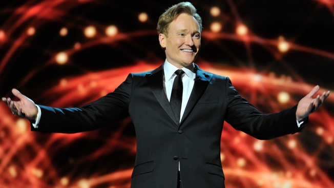 Conan O'Brien to Host From San Diego for Comic-Con 2015