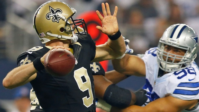 You Betcha: Week 4 - Cowboys Over Saints