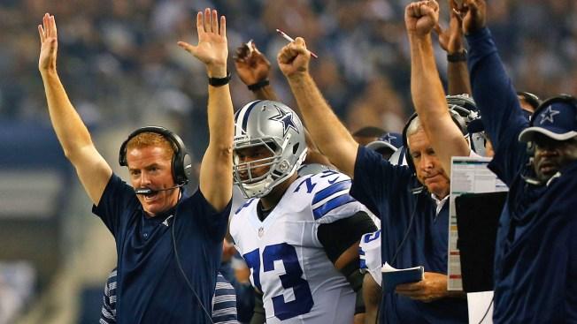 Garrett: Cowboys Need to Give Fans Reason to Cheer