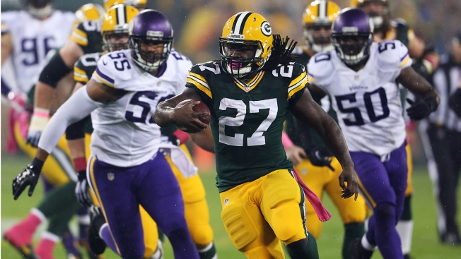 Cowboys Defense Should See a Lot of Eddie Lacy