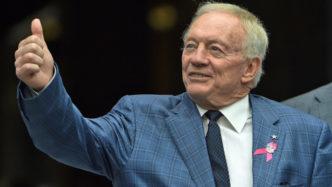 Happy Birthday, Jerry Jones
