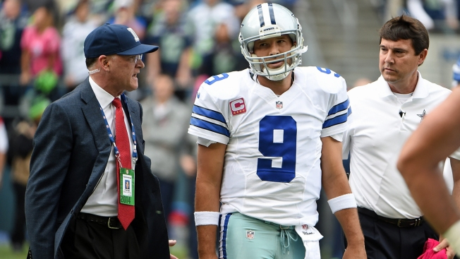 Romo Says He'd Let His Sons Play Football