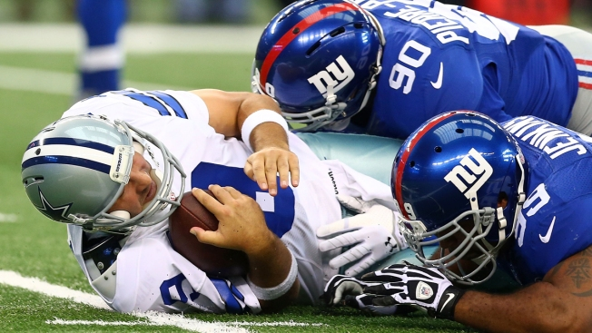 NFC East Watch: Jenkins Takes Pay Cut to Stay With Giants
