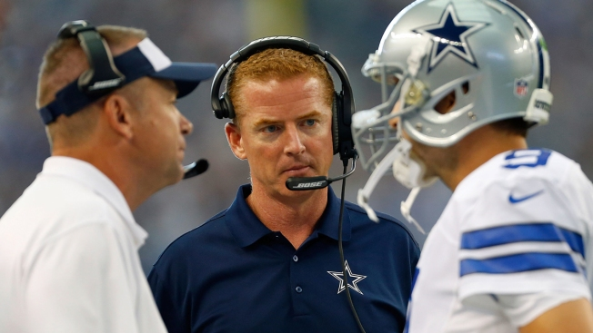 "Romo: ""It's Important"" to Have Rapport With Jason Garrett"