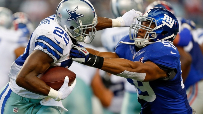Cowboys 31, Giants 21: Whitt Watch Top 10