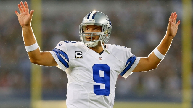Romo Practices, Rolando McClain Held Out