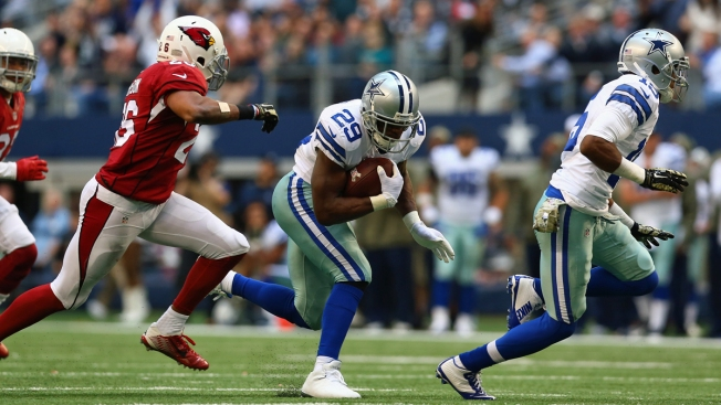 Cardinals Impressed by DeMarco Murray