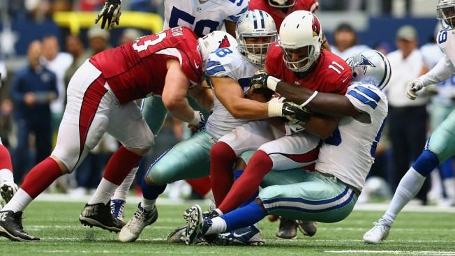 Cowboys Again Prove Arlington Isn't Home Sweet Home
