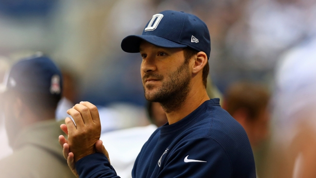 Romo Sits Out of Wednesday's Practice