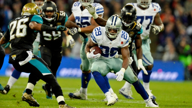 "Stephen Jones on DeMarco Murray: ""It's Difficult"""