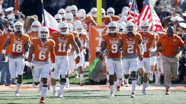 Bowl Eligibility on Line for Oklahoma State-Texas - NBC 5 Dallas-Fort Worth