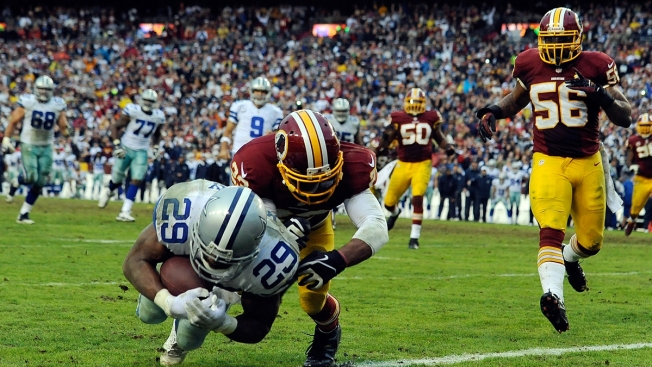 The 10 Most Memorable Cowboys-Redskins Games