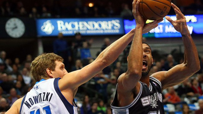 Mavericks Lose to Spurs 116-109