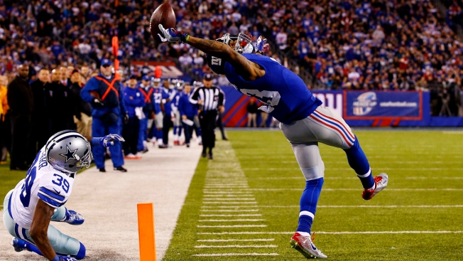 Cowboys Defense Might Have Odell Beckham Jr. Figured Out