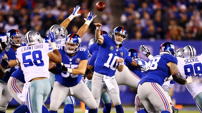 "NFC East Watch: Manning Looking to ""Take it to Another Level"""
