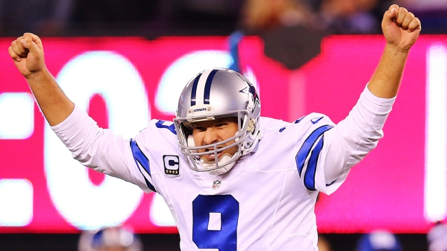 Romo Once Again Spectacular