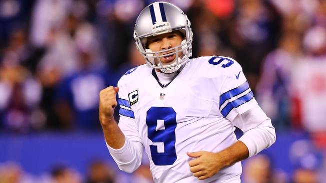 Romo Takes it Easy as Eagles Game Looms