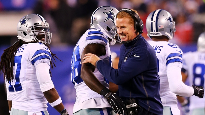 Jerry Heaps Praise on Jason Garrett the Motivator