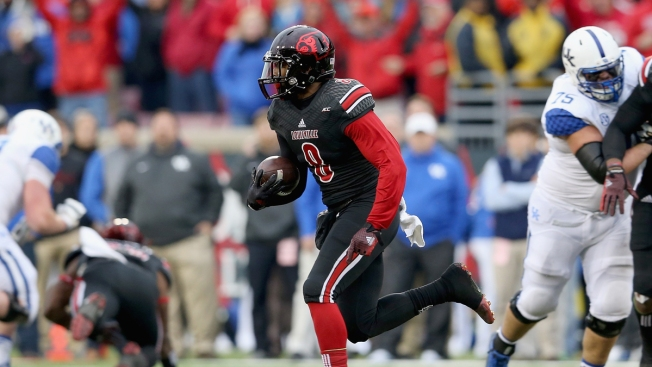 Cowboys Draft Profile: FS Gerod Holliman