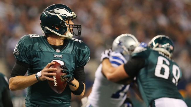 NFC East Watch: Foles Not Listening to Trade Rumors
