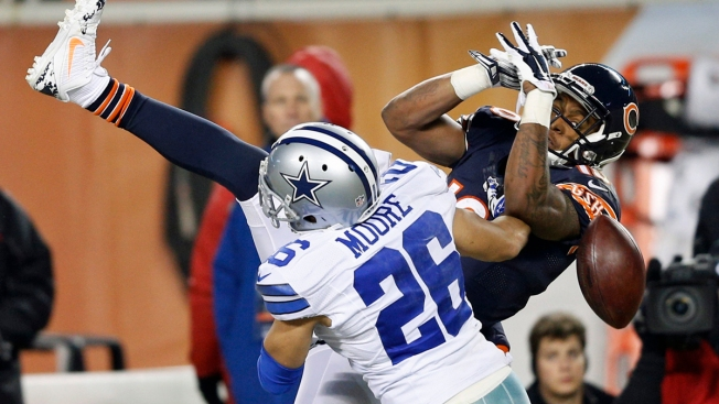 Report: Cowboys Won't Tender CB Sterling Moore