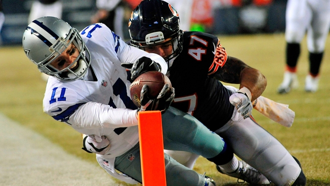 Cowboys 41, Bears 28: Whitt Watch Top 10